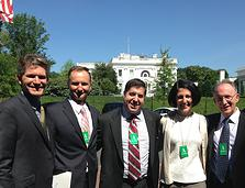 DPC Coalition Steering Committee at a fly-in and policy summit where we shared the good news with Congress and the Administration about how Direct Primary Care is changing health care across the country.