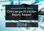 2014 Concierge Physician Salary Report